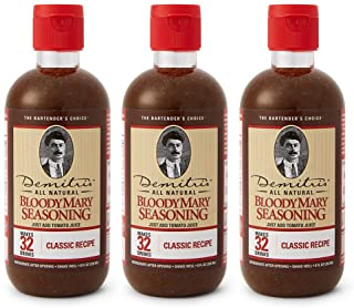 Demitr's Bloody Mary Seasoning Classic Recipe, .75-Pounds (Pack of 3)