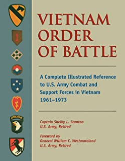 Vietnam Order of Battle: A Complete Illustrated Reference to U.S. Army Combat and Support Forces in Vietnam 1961-1973 (Stackpole Military Classics): A ... and Support Forces in Vietnam, 1961-1973