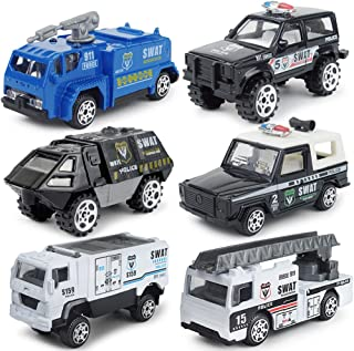 Best police car collection Reviews