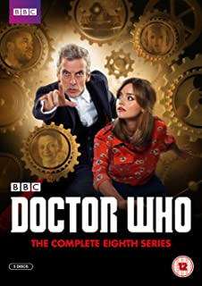 Doctor Who - Complete Series 8 Box Set [Italia] [DVD]