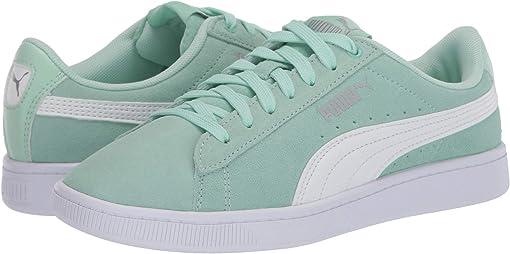 Mist Green/Puma White/Puma Silver