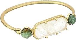 LAUREN Ralph Lauren - Stone Clasp Bangle Bracelet
