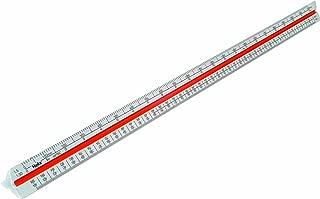 Helix 45cm Tri-Scale Triangular Ruler