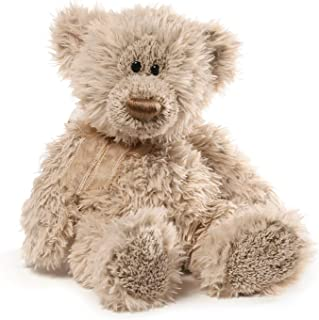 GUND 4054148 Sawyer Classic Teddy Bear Light Brown, 15 Inches