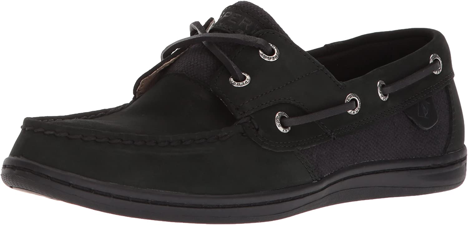 Sperry Women's Koifish Metallic Sparkle Boat shoes