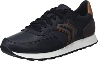 Geox Men's U Vincit C Low-Top Sneakers