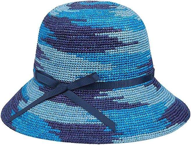 Unisexe Chapeau de prougeection UV pour femmes chapeaux de prougeection UV chapeaux à grand bord chapeaux de plage Chapeau de plage écran solaire chapeau de paille d'été pliable Easy to voiturery Chapeau parf