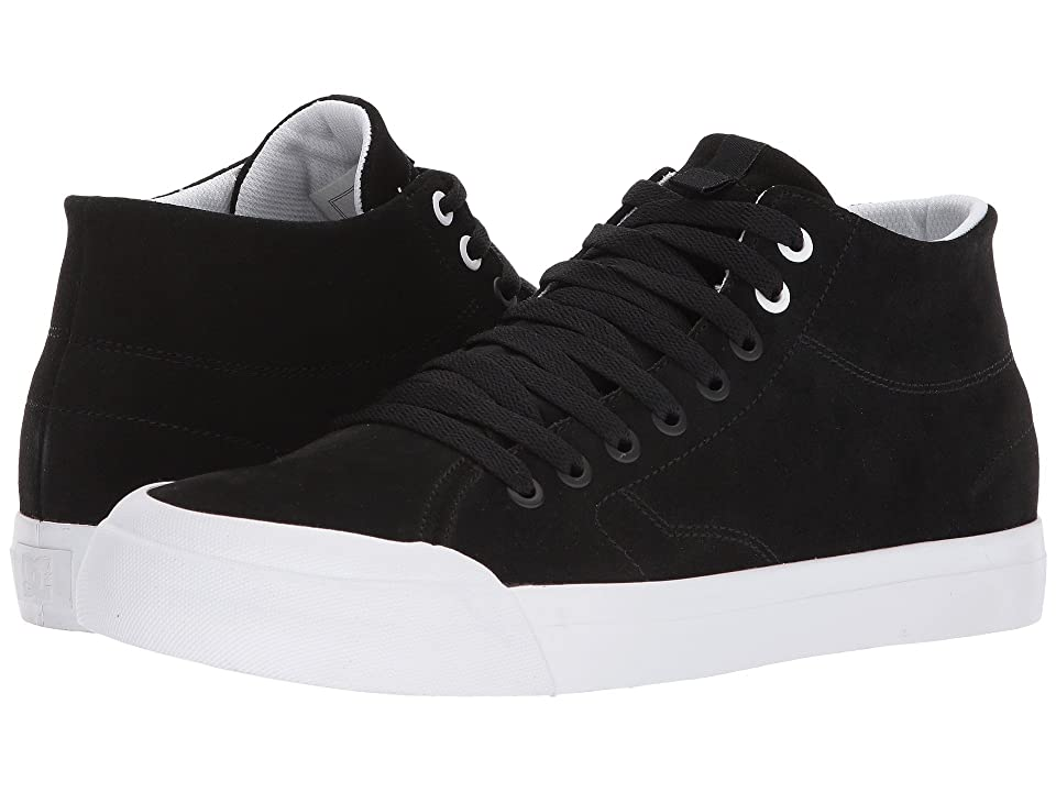 DC Evan Smith HI ZERO (Black/Black/White) Men