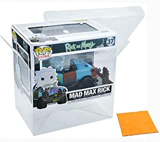 Kollector Protector - 1 Box Protector 0.50mm Thick Plastic for POP! Rides New CIB Read What This Fits