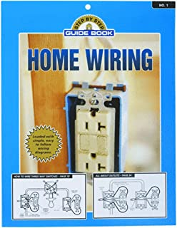 Step-by-Step Guide Book Home Wiring Manual Wirebound Notebook (No 1)