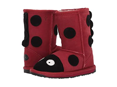 EMU Australia Kids Little Creatures (Toddler/Little Kid) (Red (Ladybug)) Kid