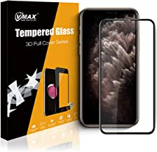 VMAX Premium Screen Protector (Save A$ 3.98 When You Buy 2) for Apple iPhone 11 Pro/iPhone Xs 3D Tempered Glass Full Cover Edge to Edge Protection