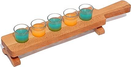 tequila flight glasses