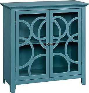 Sauder Shoal Creek Elise Display Cabinet, L: 35.98
