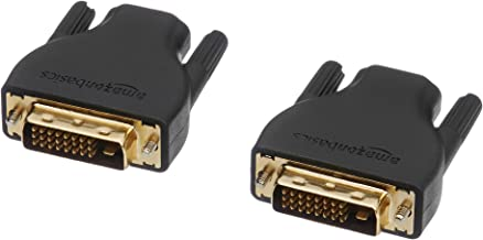 AmazonBasics HDMI to DVI-D Adapter - 2-Pack