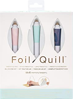 We R Memory Keepers Foil Quill Freestyle Starter Kit, Multi