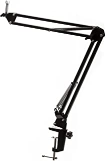 Knox Gear Studio Boom Microphone Arm Stand For Yeti and Snowball Microphones