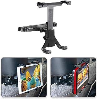 Support Tablette Voiture,POMILE Support d'Appui-tête pour Tablettes Compatible avec..