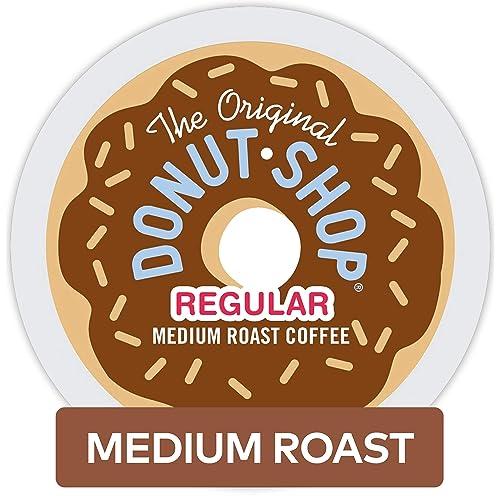 The Original Donut Shop Regular Keurig K-Cup Pack, 48 Count