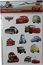 Topps Cars Sticker Pack of 105 Stickers