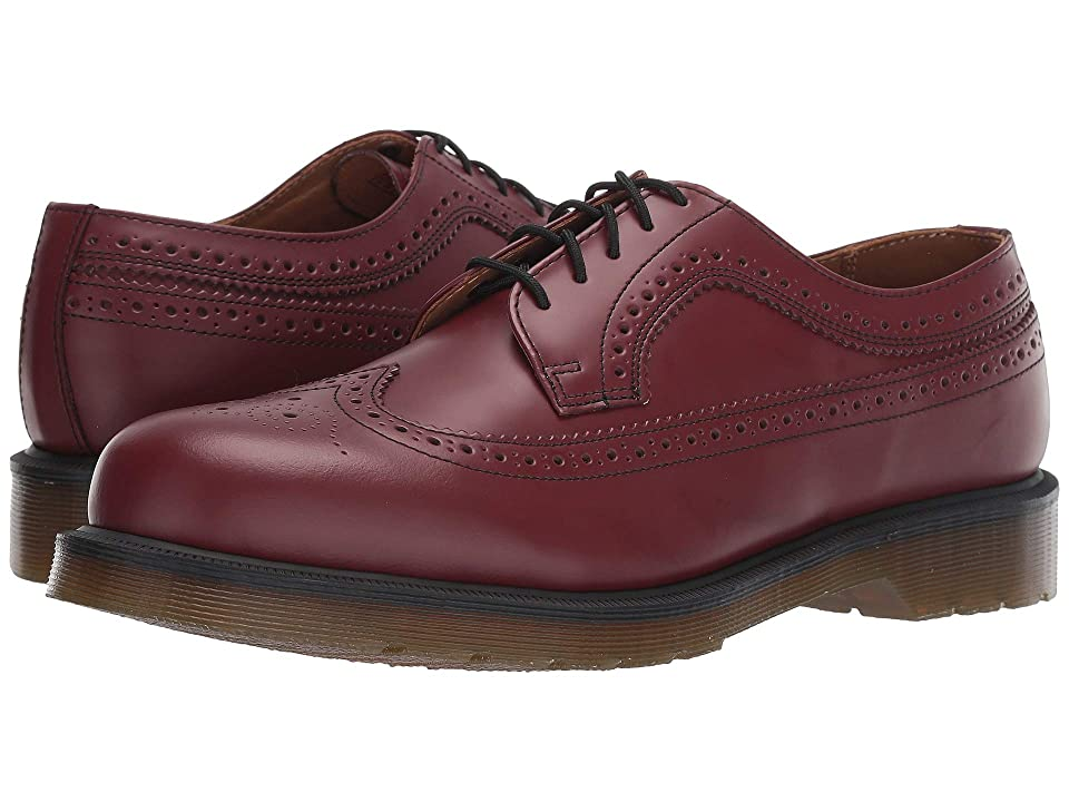 Dr. Martens 3989 Icons (Cherry Red Smooth) Shoes