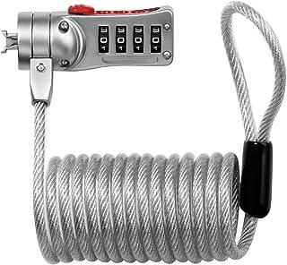 8156eurdps Kabel Mit Integriertem Minib/ügelschoss Master Lock 1,50m