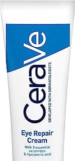CeraVe ögonreparationskräm   14 ml/14 oz   Ögonkräm för mörka cirklar & puffiness