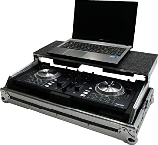 Harmony HCMIXTRACKPRO3LT Flight Laptop Stand DJ Case fits Numark Mixtrack Pro 3