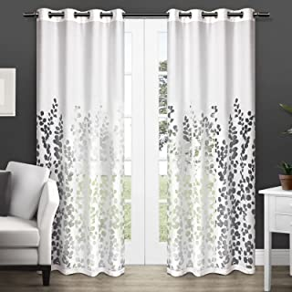 Exclusive Home Curtains 54x84 EH7959-01 2-84G