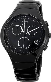 Rado Mens R27814702 True Black Ceramic Bracelet Watch