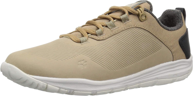 Jack Wolfskin Womens Seven Wonders Wt Low W Women's Casual Comfort shoes Sneaker