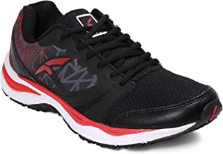 Furo by Red Chief Black Men's Running Shoe (R1020 245)