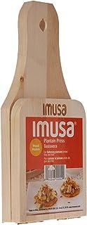 IMUSA USA Small Wood Tostonera