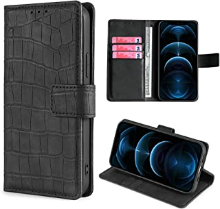 GKFGEY Flip Case For Hisense C30 Rock Case phone Stand Cover black
