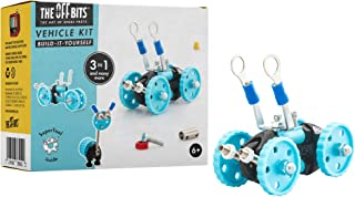 Fat Brain Toys OffBits - Blue Vehicle