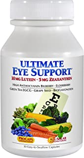 Best andrew lessman ultimate eye support 360 capsules Reviews