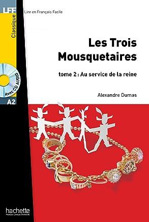 LES TROIS MOUSQUETAIRES - TOME 2 + CD AUDIO MP3: 1