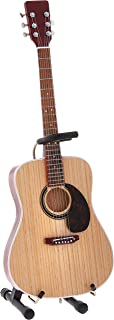 Axe Heaven Natural Blonde Finish Acoustic Mini Guitar