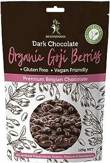 Dr Superfoods Organic Dark Chocolate Goji Berries