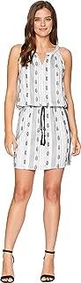 Womens Sedona Sleeveless Dress with Tie