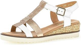 Gabor Femmes Sandales Mules D/'été Chaussures 24.561.15 Rouge Rubis NEUF