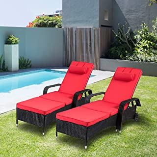 Admirable Best Lounge Chairs Poolside Of 2019 Top Rated Reviewed Gmtry Best Dining Table And Chair Ideas Images Gmtryco
