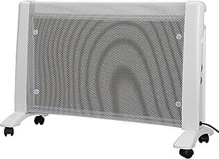 アイリスプラザ 即暖マイカパネルヒーター 遠赤外線 温度調節機能付き IRF-MH01