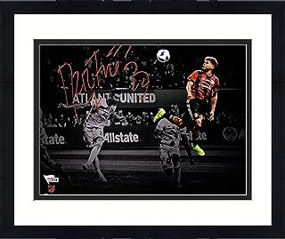 Framed Josef Martinez Atlanta United FC Autographed 11