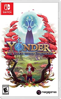 Yonder The Cloud Catcher Chronicles - Nintendo Switch
