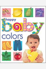 Happy Baby: Colors Kindle Edition