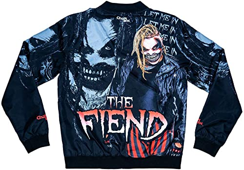 "high quality Bray Wyatt ""The Fiend"" Fanimation Chalk sale Line new arrival Jacket Multi online sale"