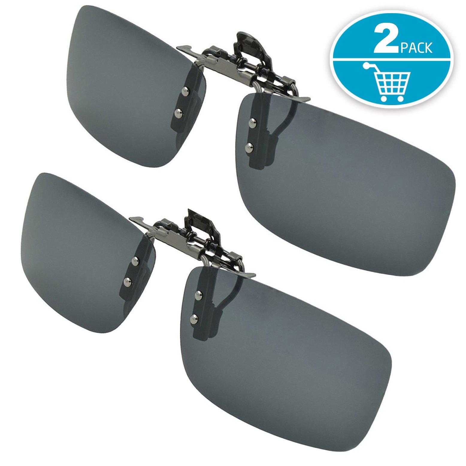 Splaks Sunglasses Polarized Frameless Prescription