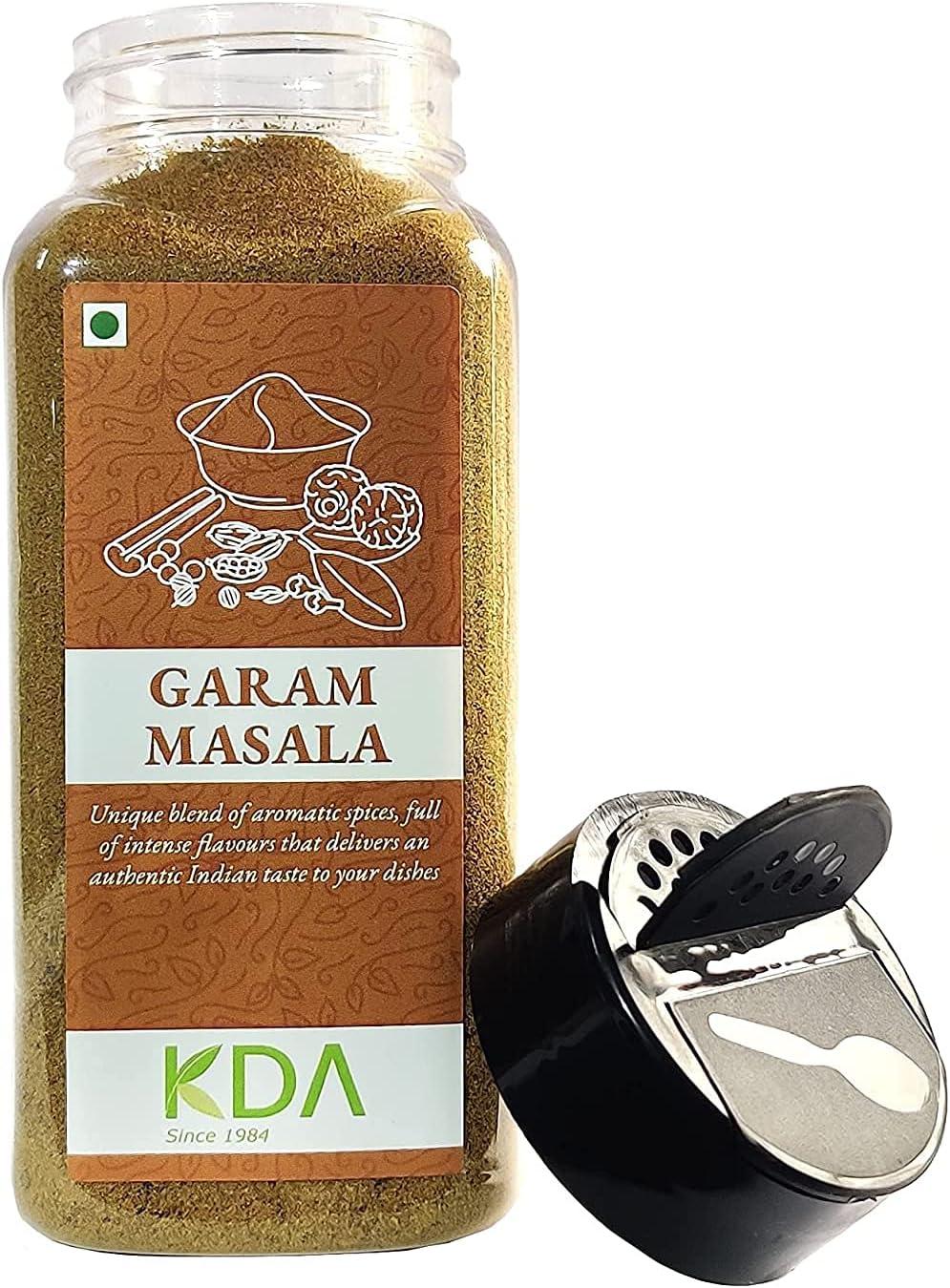 Gannon Fashion KDA Garam Masala 125g Spice Mix Authentic Challenge the lowest price