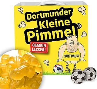 Alles für Dortmund-Fans by Ligakakao.de Dortmunder KLEINE PIMMEL | Echt gemein leckere Fruchtgummis für Dortmund-Fans, inklusive Messlatte zum Lachen & Vergleichen by Ligakakao.de | Für mehr Spaß in der Liga!